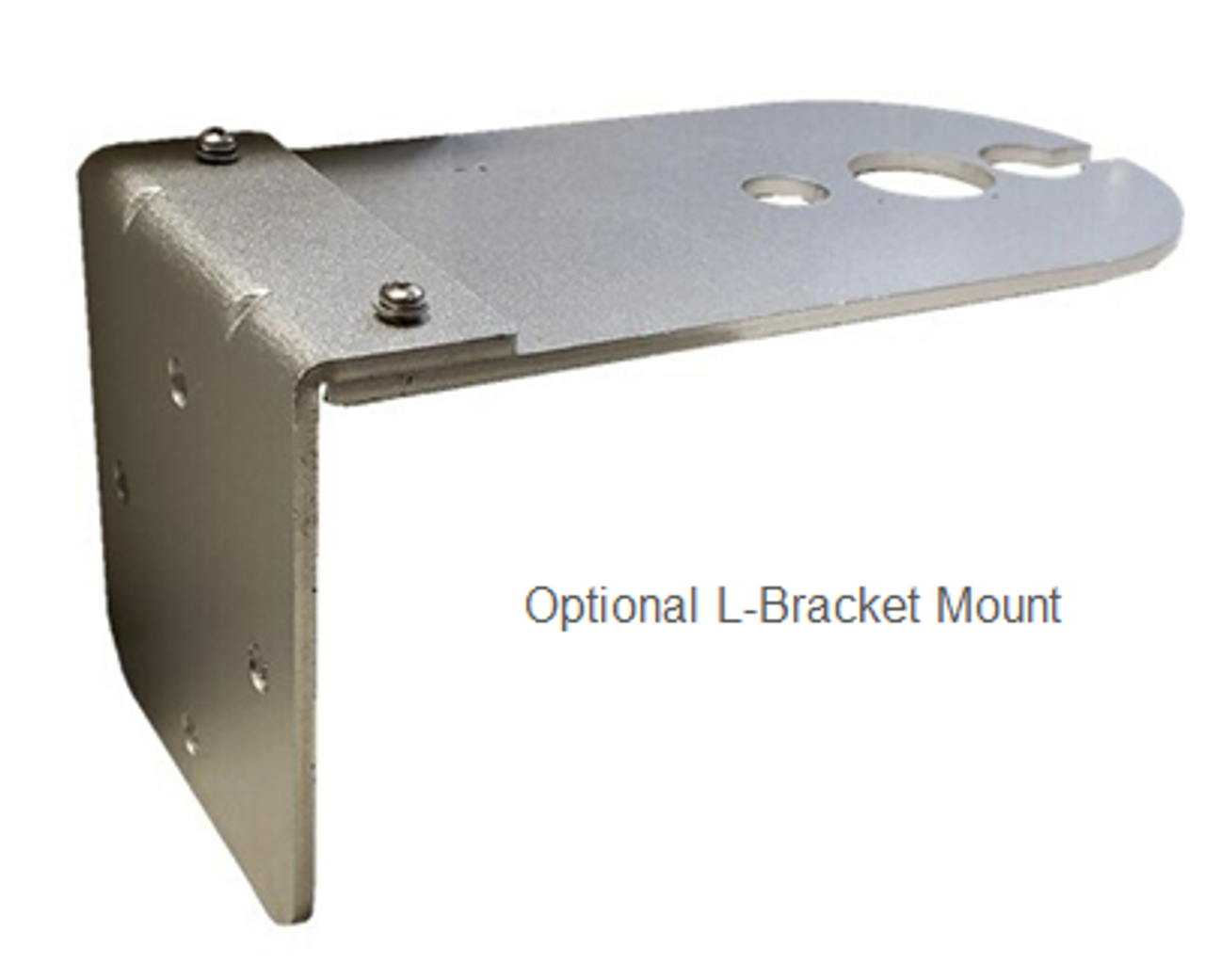 Optional L-Bracket Antenna Mount