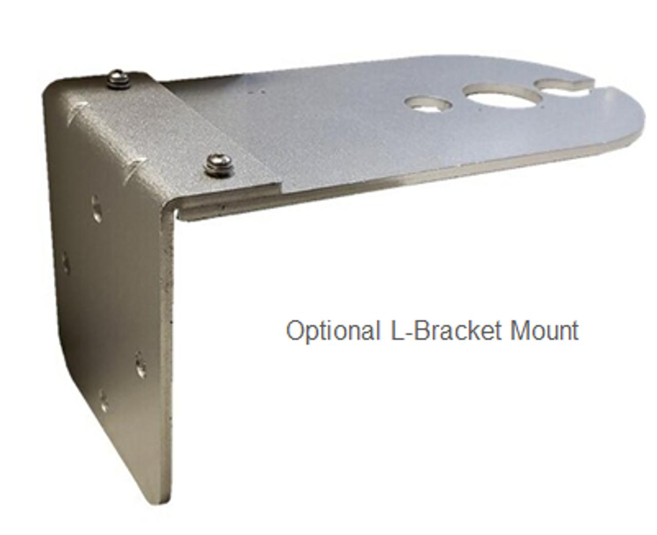 Optional L-Bracket Antenna Mount