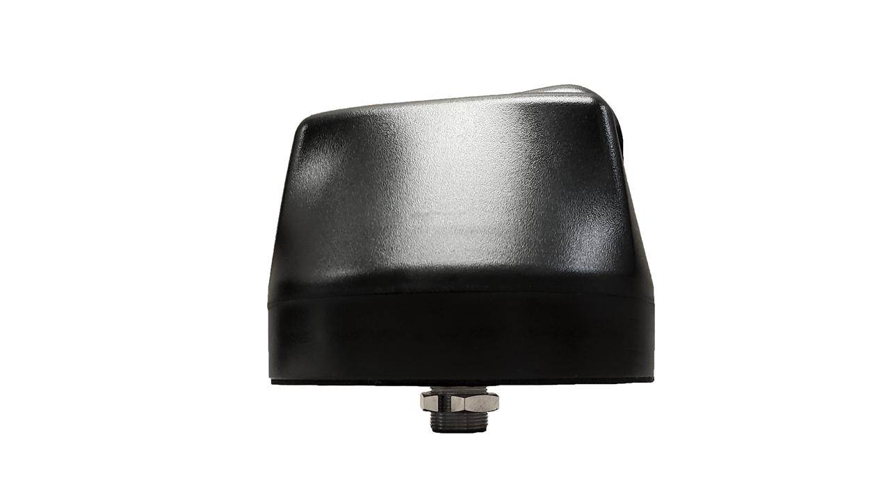 M611 11-Lead Antenna (Black) - Side View