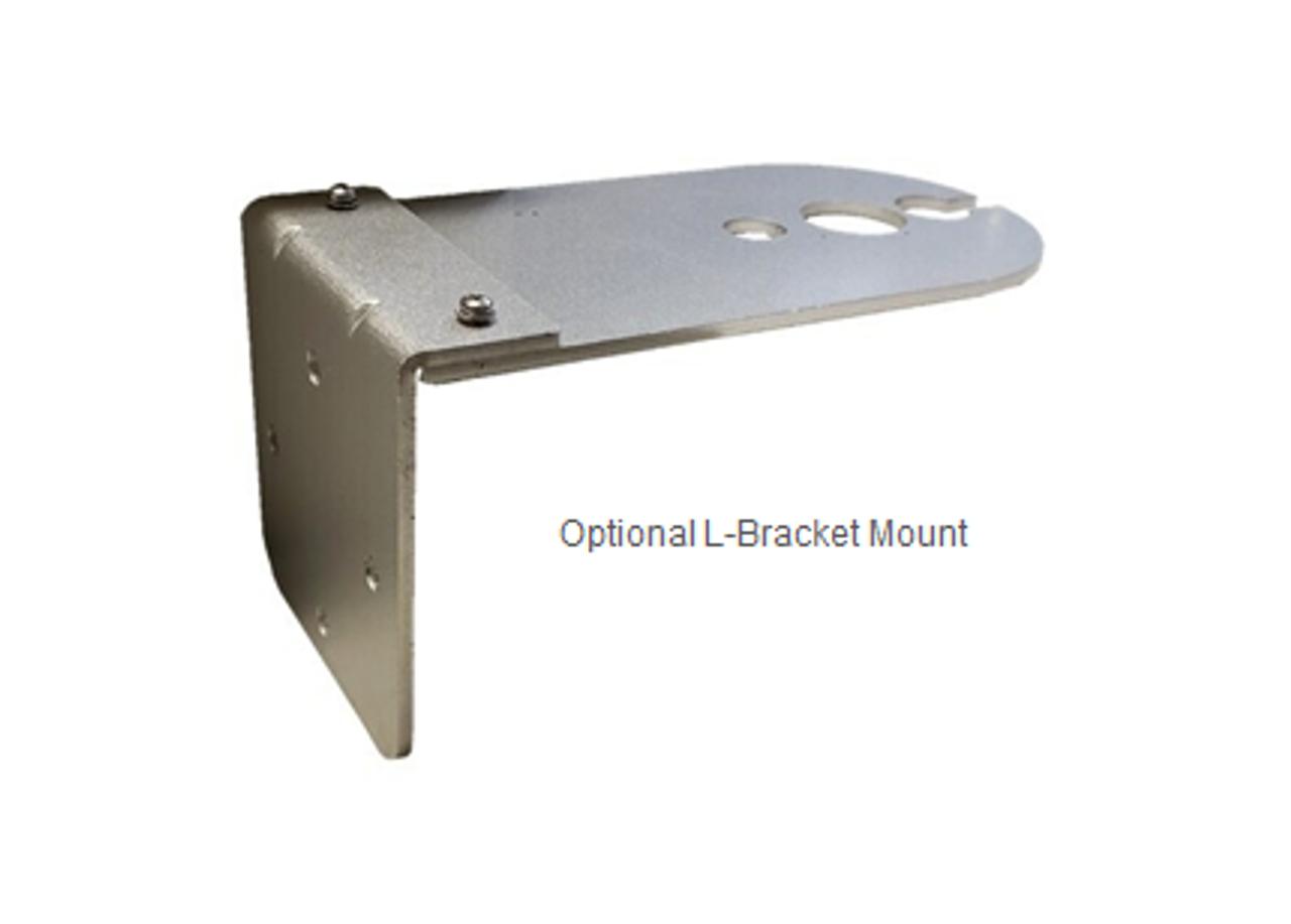Optional L-Bracket Mount