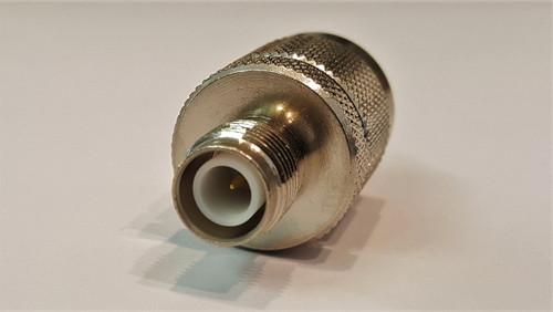Barrel Adapter N Male to RP TNC Female