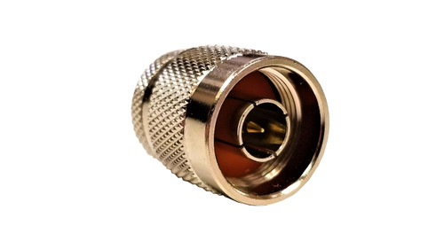 Barrel Adapter FME Female to N Male
