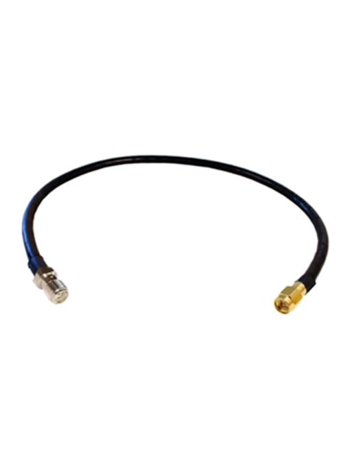 2ft AGA240 Coax Jumper Cable - SMA Female / SMA Male