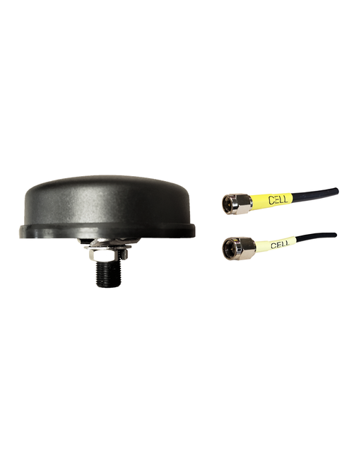 M400 2-Lead MIMO Cellular 3G 4G 5G LTE Bolt Mount M2M IoT Antenna for BEC 6500AEL Router