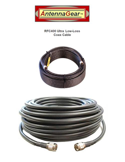 12dBi Sierra Wireless RV55 Router Omni Directional Fiberglass 4G LTE XLTE Antenna Kit w/ Cable Length Options