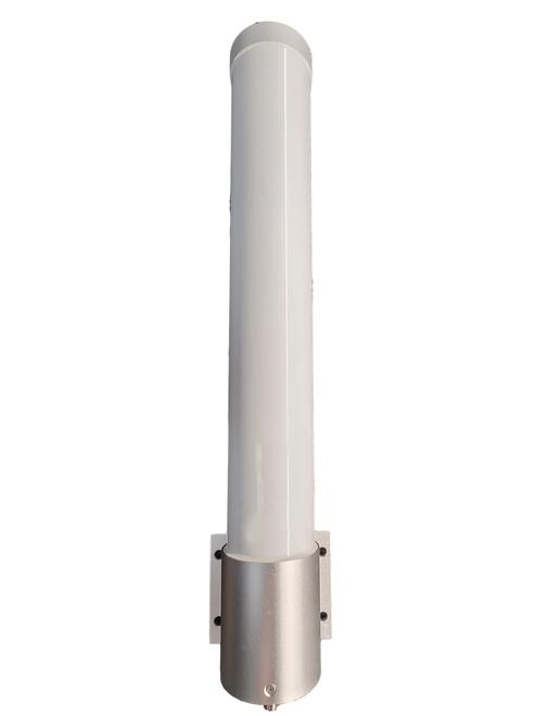 BEC MX-210 - M25 Omni Directional Fiberglass Cellular 4G 5G LTE Band 71 External Data M2M IoT Antenna - NF - Main
