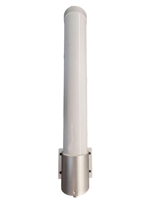 BEC MX-221P - M25 Omni Directional Fiberglass Cellular 4G 5G LTE Band 71 External Data M2M IoT Antenna - NF - Main