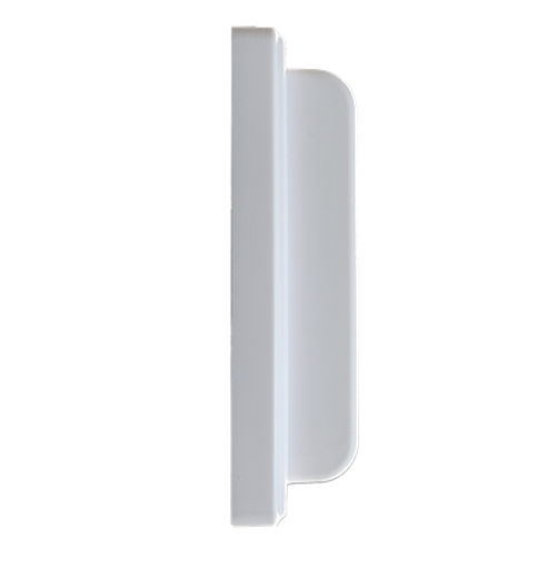 MDP42W Directional Multi MIMO 2 x Dual Band WiFi 2.4GHz 5GHz Panel Antenna - Side View