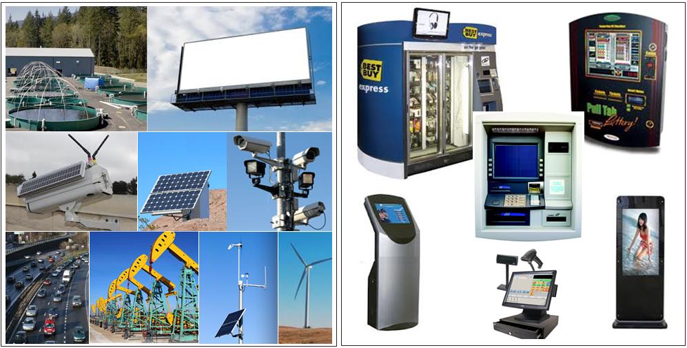IoT M2M Antenna Applications
