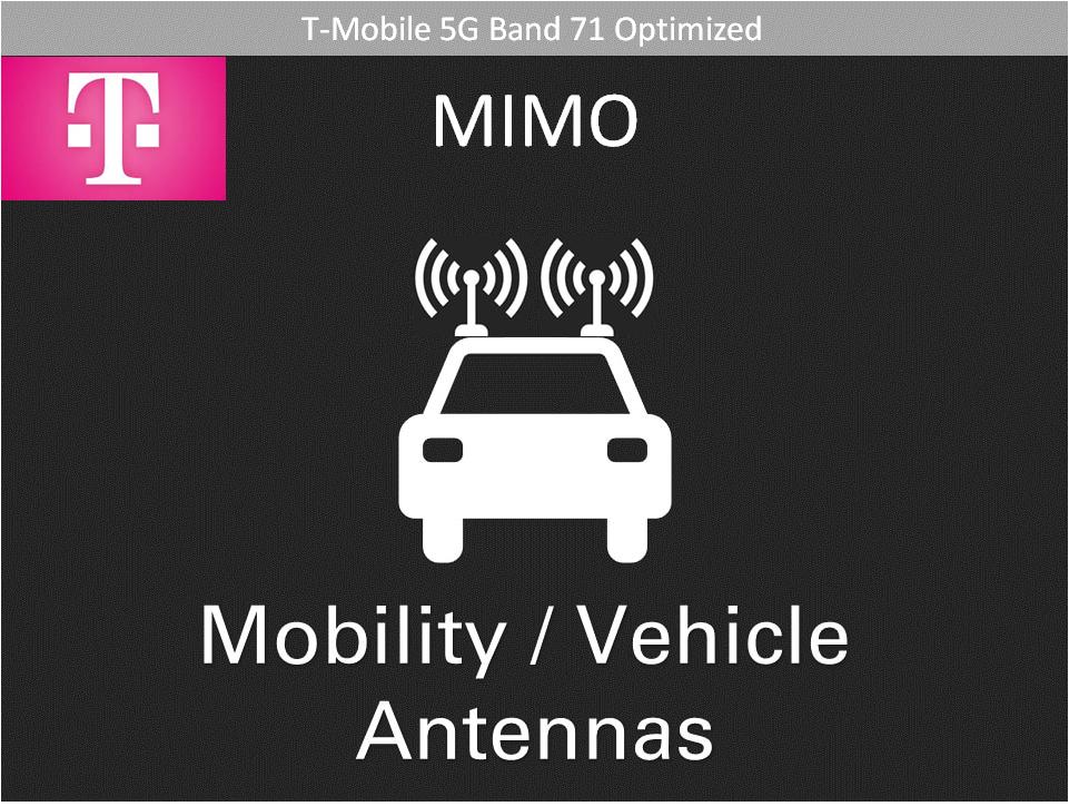 T-Mobile MIMO Mobility Antennas