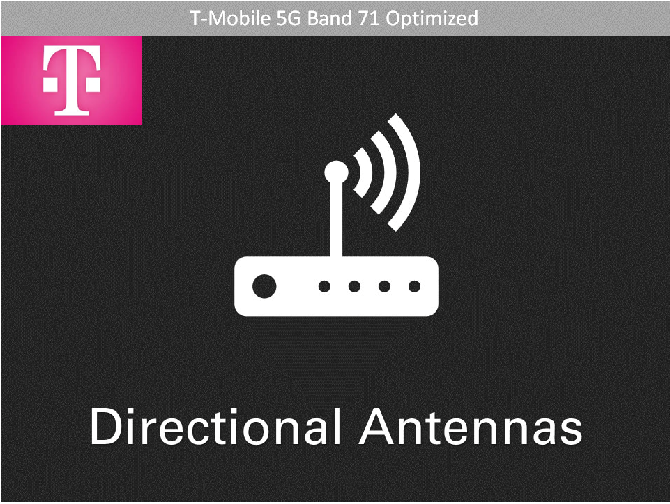T-Mobile Directional Antennas