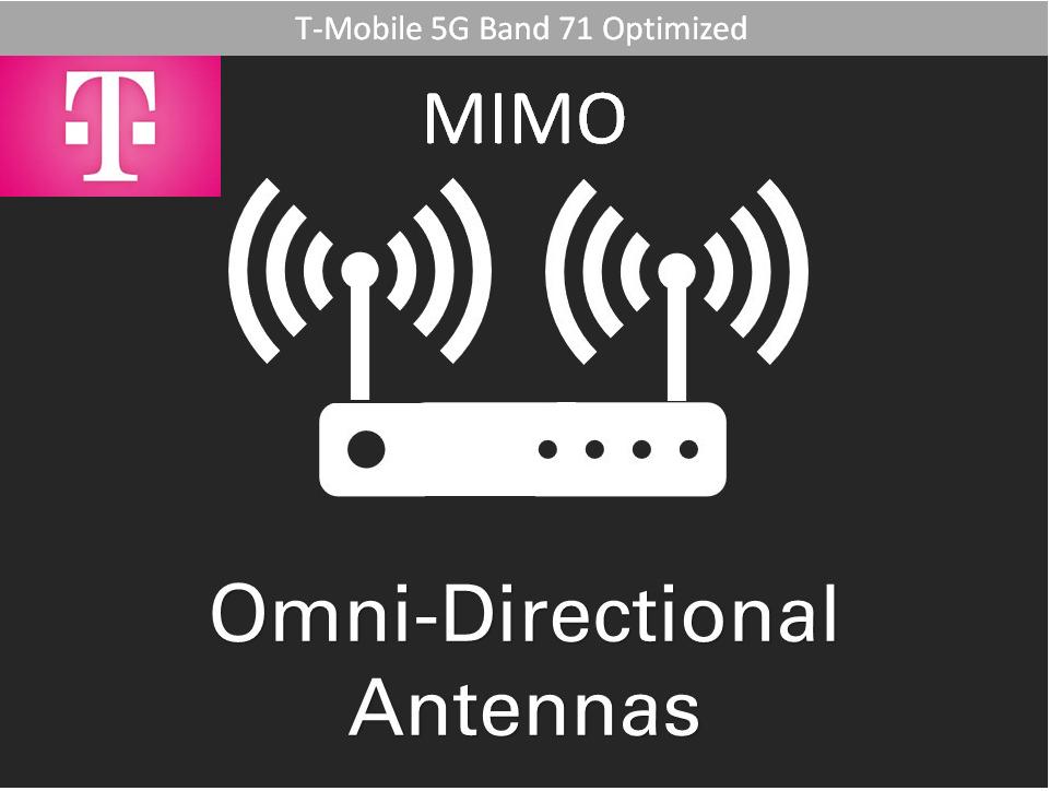 T-Mobile MIMO Omni Directional Antennas