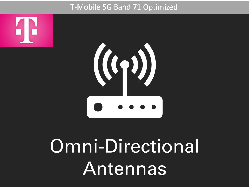 T-Mobile Omni Directional Antennas