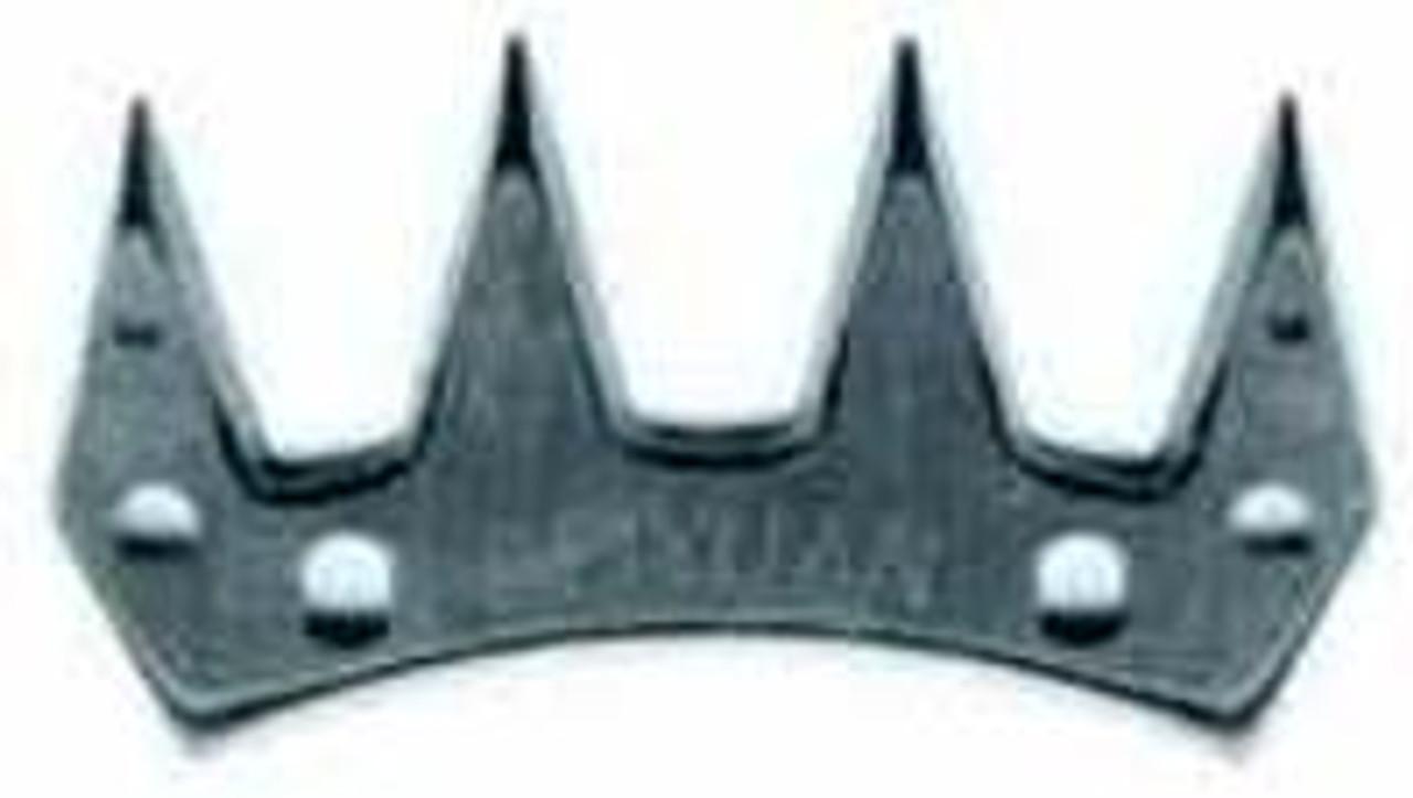 4 Tooth Cutter - Shearing Head Cutter
