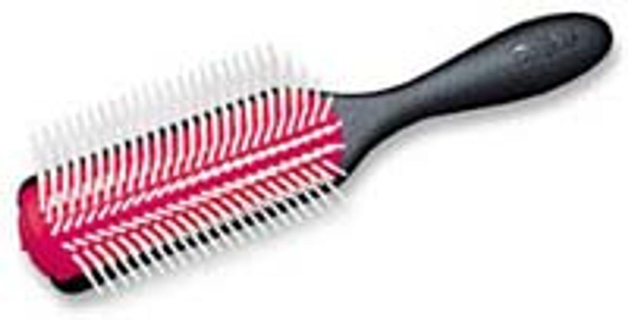 Denman 9 Row Top Line Brush