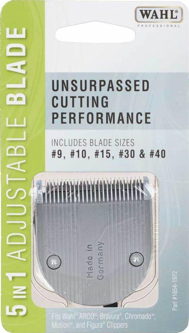 Arco Blades Adjustable