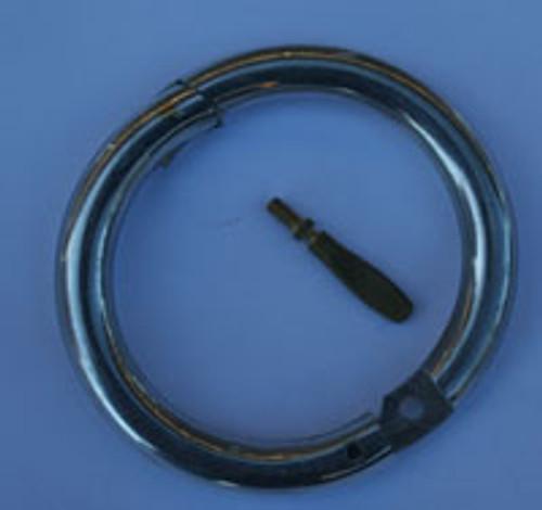 Aluminum Bull Ring