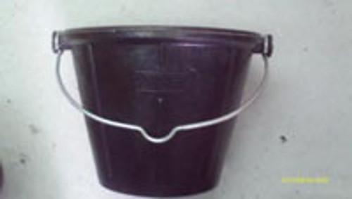 Flat Back Bucket