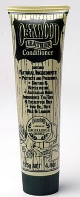 Oakwood Leather conditioner in tube