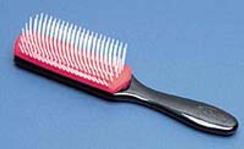 Denman 7 Row Top Line Brush