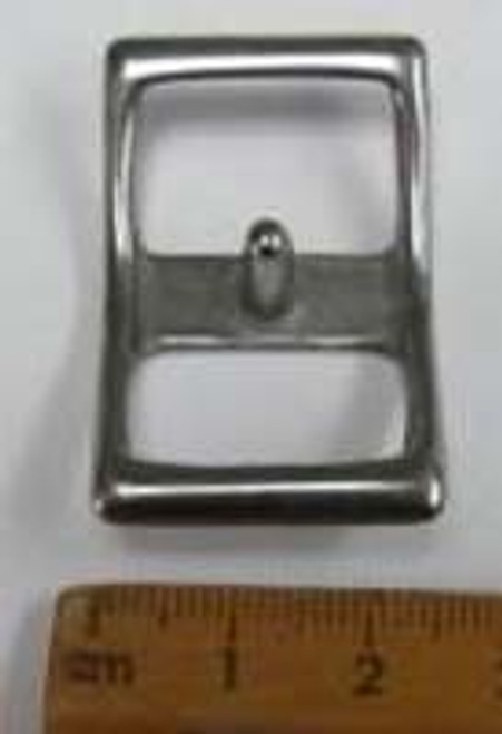 Stainless Conway Buckle 7/8
