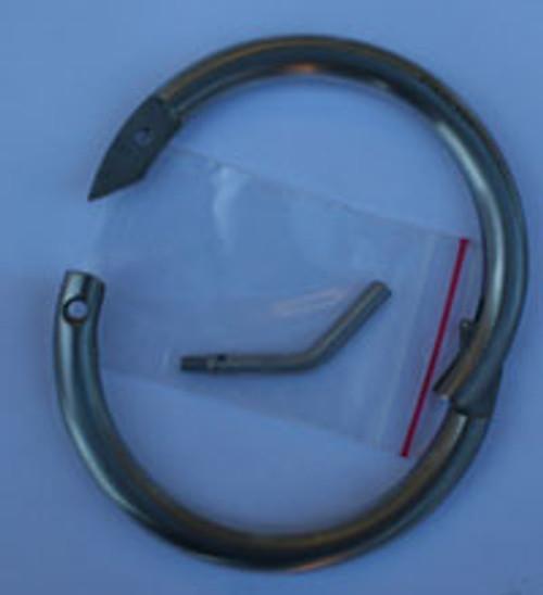 Bull Ring Stainless Steel