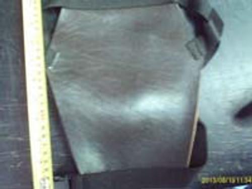 Horned Ram shield Small