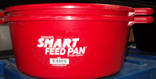 Smart Feed Pans