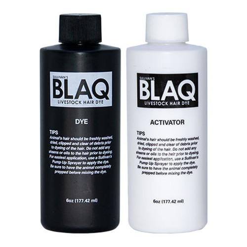 BLAQ -Livestock Hair Dye Kit