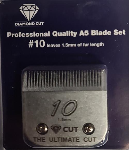 Diamond Cut Size 10  1.5mm