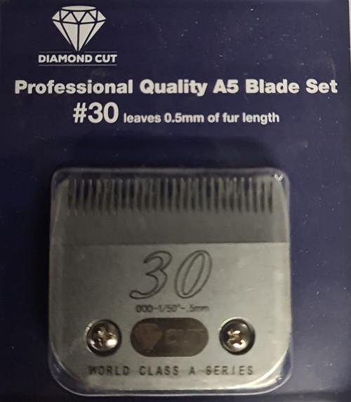 Diamond Cut Size 30 .5mm