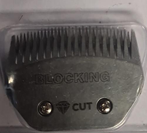 Diamond Cut Blocking Blade