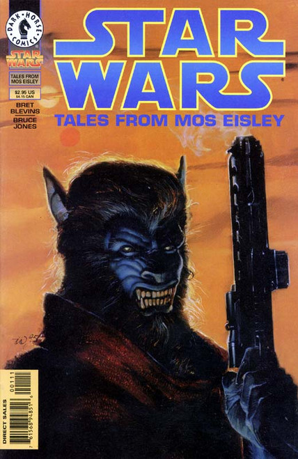 Star Wars: Tales From Mos Eisley #1 (VF)
