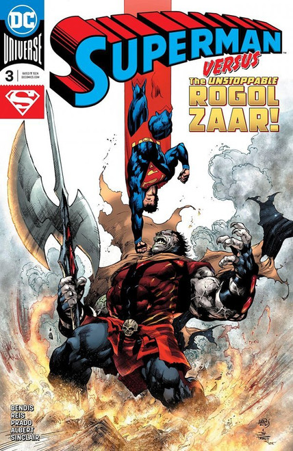 Superman #3 Cover A