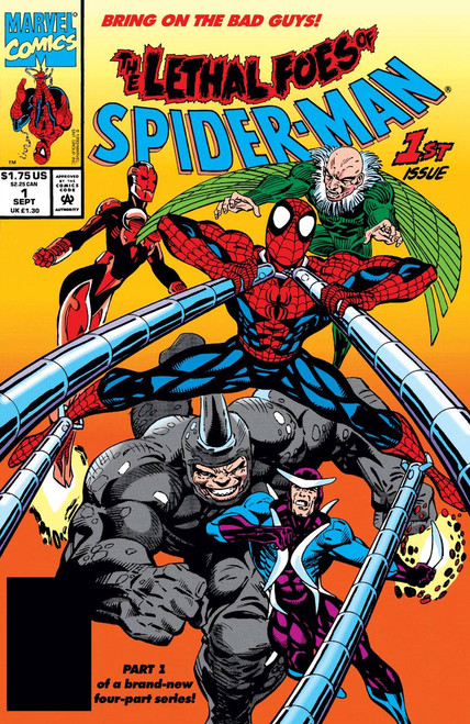Lethal Foes of Spider-Man #1 (Fine/Fine-)