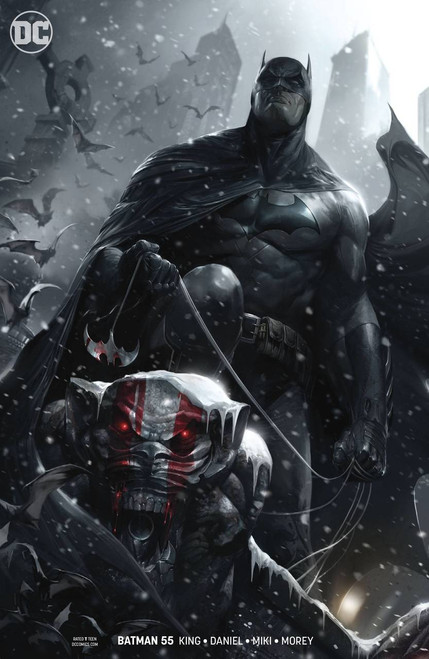Batman #55 cover B