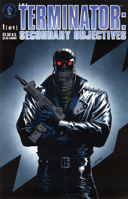 Terminator: Secondary Objectives #1