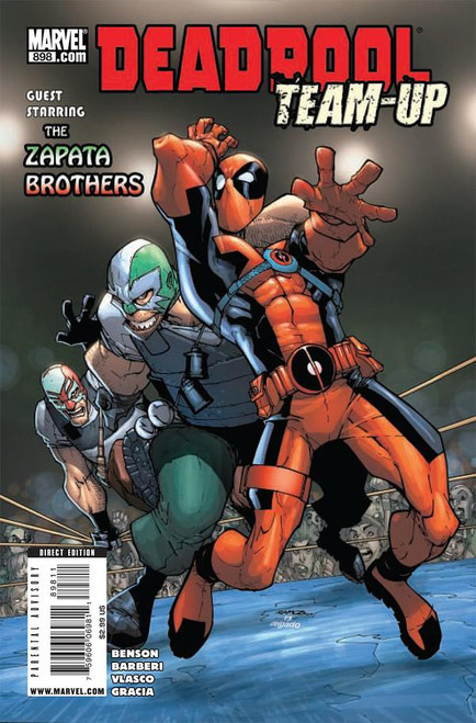 Deadpool Team-Up #898 (VF)