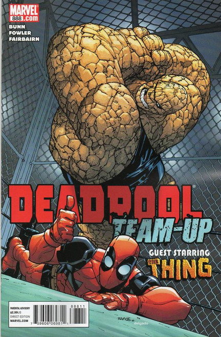 Deadpool Team-Up #888 (VF)