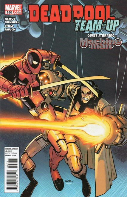 Deadpool Team-Up #890 (Fine)