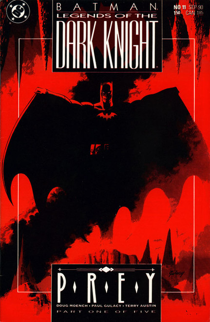 Batman: Legends of the Dark Knight #11 (Fine-)