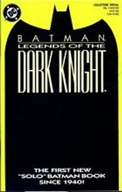Batman: Legends of the Dark Knight #1 (Yellow Cover) (Fine)