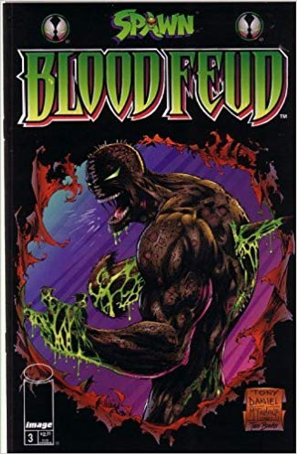 Spawn: Blood Feud #3 (VF)