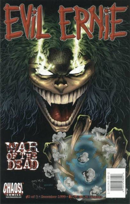 Evil Ernie: War of the Dead #2