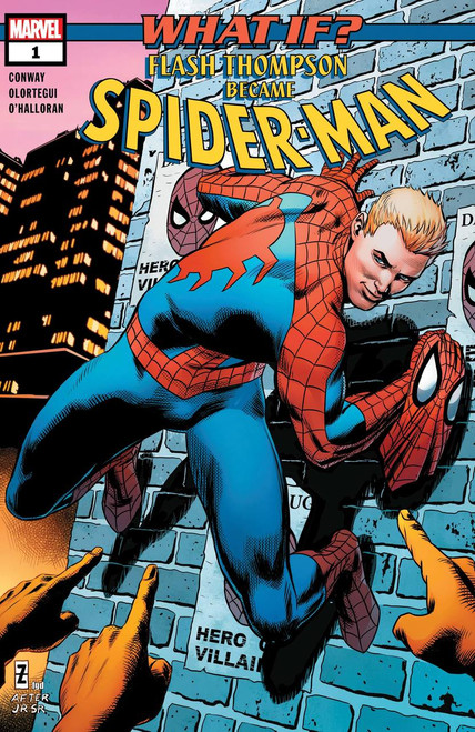 What If... Spider-Man #1 Cover A