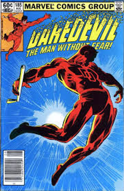 Daredevil #185 (VF)
