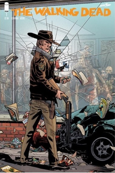 Walking Dead #1 (15th Anniversary #1 Homage Edition)