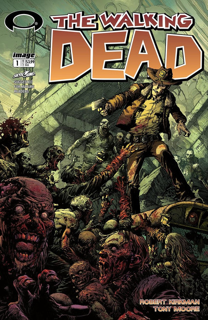 Walking Dead #1 (15th Anniversary Edition)