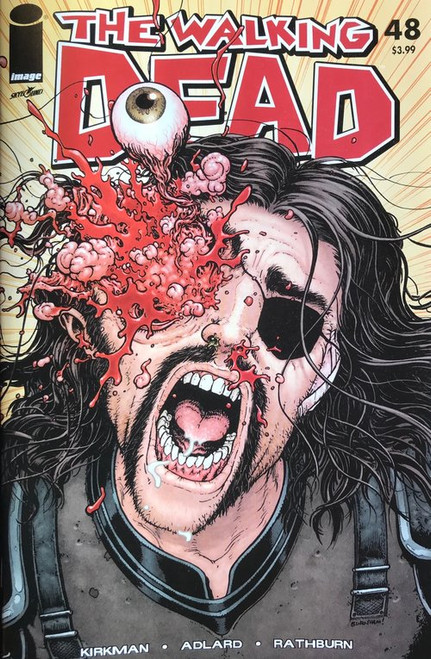 Walking Dead #48 (15th Anniversary Edition)