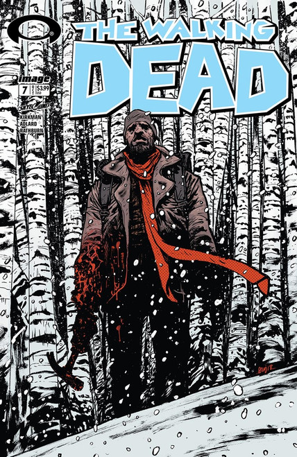 Walking Dead #8 (15th Anniversary Edition)